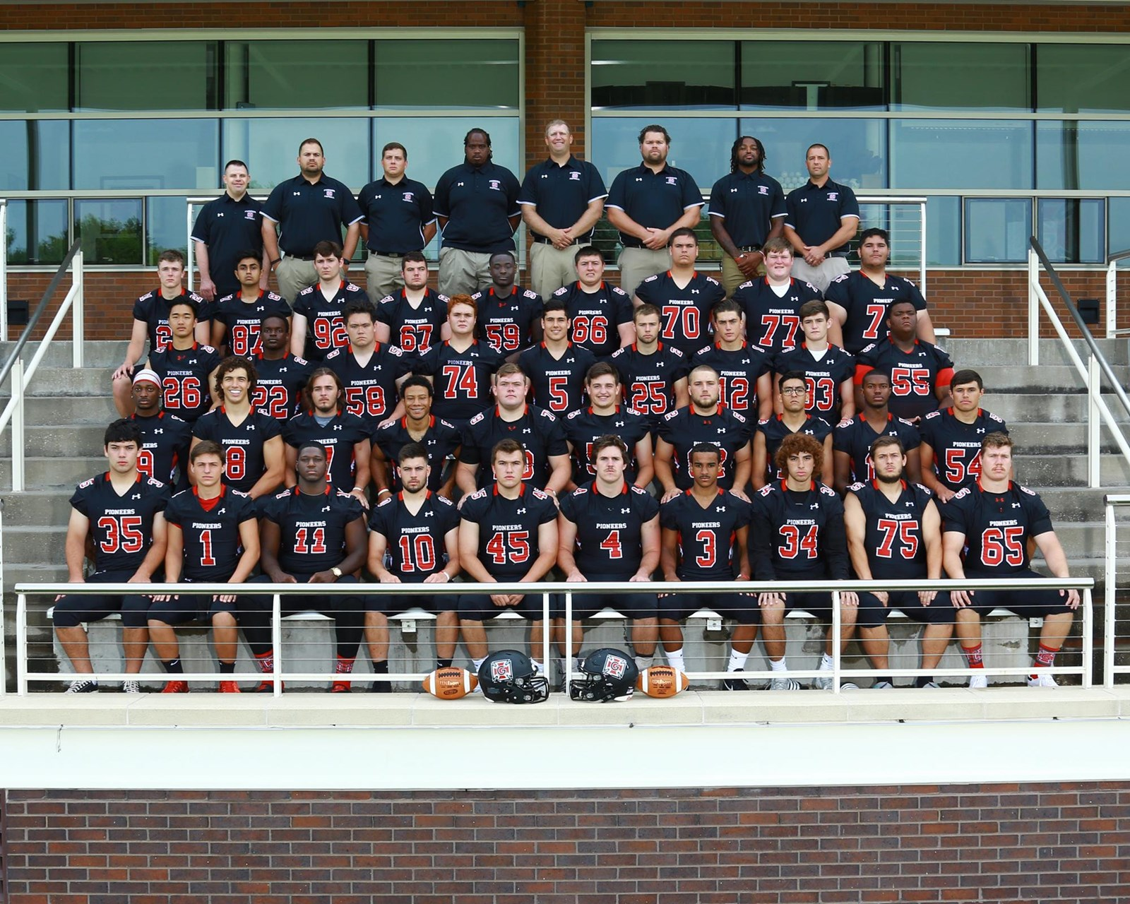 2018 Football Roster - Grinnell College Athletics